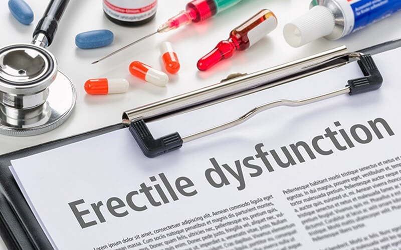 An Overview of Medications for Erectile Dysfunction (ED)